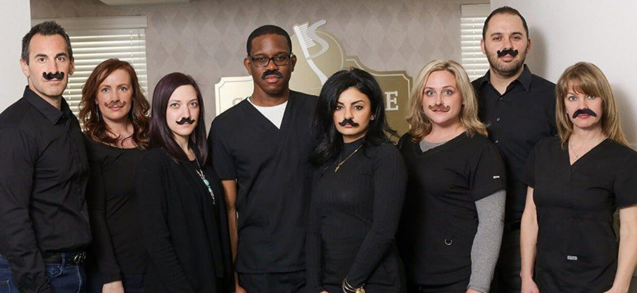 Meet the Team of Signature Smiles in Lathrup Village - meet-the-team-mustache